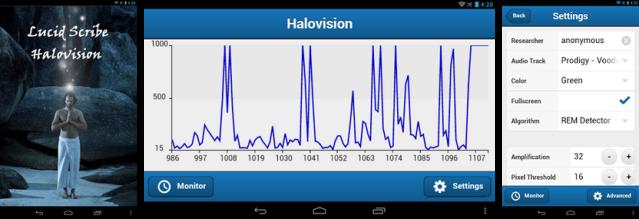 Halovision Android